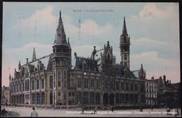 Gand Gent La Poste Centrale Post - Poste & Facteurs