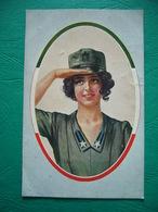 SALUTO MILITARE DONNA - Uniformi
