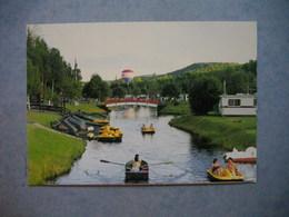 SAINTE AGATHE DES MONTS  -  Camping  -  Laurentides  -  Région Du Québec  -  CANADA - Quebec