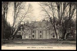 51 - BETHON - Le Parc Du Château - Autres Communes