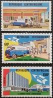 Central African Republic 1985 Natl Postal Service - Central African Republic