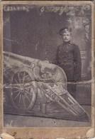 RUSSIA. #1783  A PHOTO. OFFICE. MILITARY GUN. ARTILLERY. *** - Projecteurs De Films