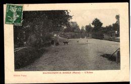 51 - BIGNICOURT SUR SAULX (Marne) - L'Ecluse - Other Municipalities