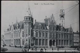 Gand Gent La Nouvelle Poste Post - Poste & Facteurs