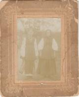 "UKRAINE. #1789 A PHOTO. ""UKRAINIAN COSTUME, BEADS. GIRLS.  *** - Proiettori Cinematografiche"
