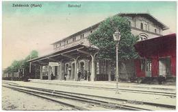 ZEHDENICK ( Mark ) - Kreis Oberhavel - Bahnhof - Zehdenick