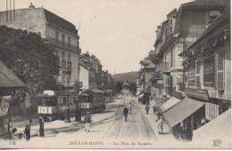73 AIX-les-BAINS  La Rue De Genève - Aix Les Bains