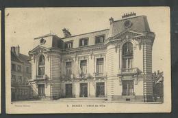 Nièvre , Decize , Hotel De Ville - Decize