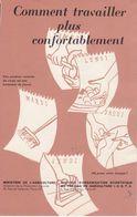 (C 3) Dépliant Publicitaire 2 Volets  (Format B 5) - Werbung