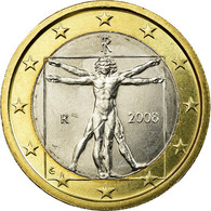 Italie, Euro, 2008, TTB, Bi-Metallic, KM:250 - Italie