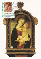 MTAM 30 Ans Du Musée De Sens La Vierge Et L'enfant Jésus - France