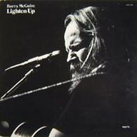 * LP *  Barry McGuire - Lighten UP (England 1975) - Country & Folk