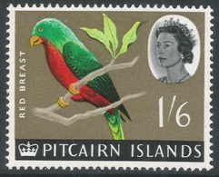 Pitcairn Islands. 1964-65 QEII. 1/6 MH. SG 45 - Stamps