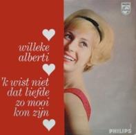 * LP *  Willeke Alberti - ' K Wist Niet Dat Liefde Zo Mooi Kon Zijn (2e Album) - Vinyl-Schallplatten