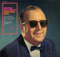 * LP *  George Shearingś Greatest Hits - Jazz