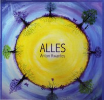 * LP *  Anton Kwantes - Alles - Vinyles