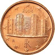 Italie, Euro Cent, 2004, TTB, Copper Plated Steel, KM:210 - Italie