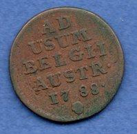 Pays Bas Autrichiens -  Liard 1788 --état  B+ - Austria