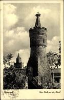 Cp Pasewalk In Mecklenburg Vorpommern, Der Kick In De Mark, Turm - Deutschland