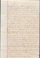 E6258 US MASSACHUSETTS PUBLIC NOTARY ACT LEGALICED IN CONSULATE SPAIN 1882. - Documentos Históricos