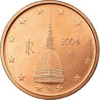 Italie, 2 Euro Cent, 2004, TTB, Copper Plated Steel, KM:211 - Italie