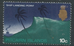 Pitcairn Islands. 1969 QEII. 10c MH. SG 101 - Stamps