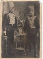 RUSSIA. #1793 A PHOTO. MEN IN THE FORM. Royal Army. *** - Projecteurs De Films