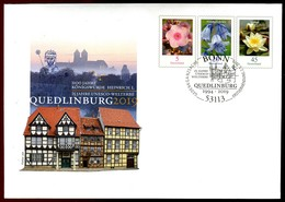 41374) BRD - USo ? - EVST 53113 BONN - 5 Neben 20 Neben 45C       UNESCO-Welterbe Quedlinburg , Ausg.: 02.05.2019 - BRD