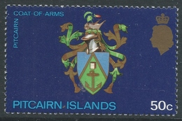 Pitcairn Islands. 1969 QEII. 50c MH. SG 106a - Stamps
