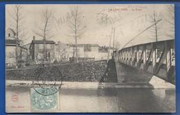 LA CHAUSSEE    Le Pont        écrite En 1905 - Sonstige Gemeinden