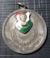 Volleyball Medal Hungary NEPI BAJNOK 1848 - 1948   PLIM - Other