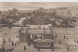Chemins De Fer - Tramway - Chemins De Fer - Nice - Vue Prise Du Casino - LL 939 - Tramways
