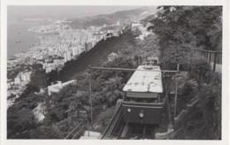 Chemins De Fer - Tramway - Chemins De Fer - China Hong-Kong - City And Tram - Tramways