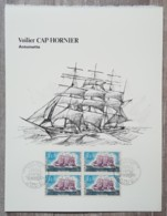 FDC 1971 - YT N°1674 - VOILIER CAP HORNIER - Sur GRAVURE MAZELIN - FDC