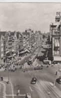 Chemins De Fer - Tramway - Chemins De Fer - Pays-Bas - Amsterdam - Damrak - Tramways