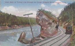 Chemins De Fer - Tramway - Chemins De Fer - USA - Trolley Line - Giant Rock - Chutes Du Niagara - Tramways