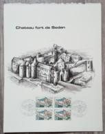 FDC 1971 - YT N°1686 - CHATEAU FORT DE SEDAN - Sur GRAVURE MAZELIN - FDC