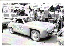 Panhard DB X86   -  Rallye Mille Miglia 1952  -  Pilotes: Gignoux/Touzot  -  CPM - Rallyes