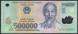 Vietnam - 500000 Dong 2017 - P124m - Vietnam