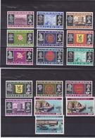 GUERNESEY 1971 Série Courante Yvert 34-48  + 47a NEUF** MNH - Guernesey