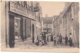 D02 - BEAURIEUX - Rue De L'Eglise - Goulet Turpin 242 - Altri Comuni