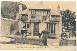 D02 - BEAURIEUX - Hostellerie Des Tilleuls, Annexe - France