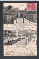 POLAND Poznan Gruss Aus Posen Einst Berliner Thor (Aussen) 1903 OLD POSTCARD - Pologne