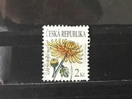 Tsjechië / Czech Republic - Bloemen (2) 2011 - Gebruikt