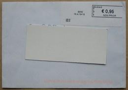 België 2019 Zele 9240 - NON PRIOR - Vignettes D'affranchissement