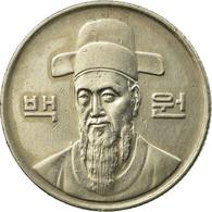 Monnaie, KOREA-SOUTH, 100 Won, 1988, TTB, Copper-nickel, KM:35.2 - Corée Du Sud