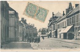 D02 - BOHAIN - Rue Du Château - Autres Communes