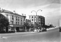 SAINT- MAUR- DES- FOSSES -  1961 -  LE NOUVEAU PONT -  CAFE LA TOUR D ARGENT -  VOITURE PANHARD - Saint Maur Des Fosses