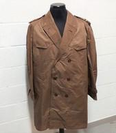 Cappotto Impermeabile D'ordinanza Ufficiale Esercito Italiano Anni '60 Completo - Divise