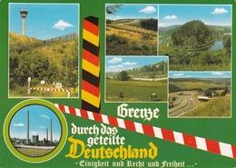 1978 Grenze Durch Das Geteilte Deutschland Kleur Gelopen Naar Tietjerk - Douane